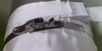 Wäschesack - Spannschelle für Rohre mit glattem Ende